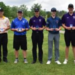 Boys Varsity Golf finishes 5th place at Tec @ Northeastern High School