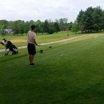Boys Varsity Golf finishes 4th place at Cross/van Pelt Invitational @