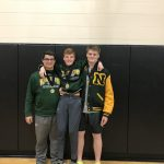 Knights Wrestling takes home 3 champs from Daleville