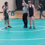 Knights Wrestling Takes Down Rebels