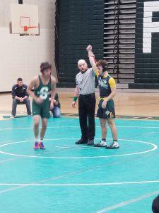 Varsity Wrestling v. Randolph Southern