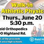 Reid Physicals