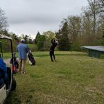 Knights Lose Close Match with TEC Leaders Union County 180-172