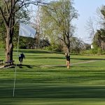 Knights Scramble to Win 178-208 over Golden Eagles