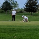 Knights Play Smart Golf, Defeat TEC Foe Indians 167-228