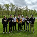 Knights Golfers Win South Adams Tournament