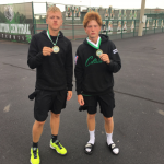 Northeastern Has Strong Showing at Triton Central Invite Finishing 2nd