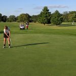 Girls Varsity Golf beats Tri 209 – 271