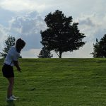 Girls Varsity Golf falls to Monroe Central 190 – 200