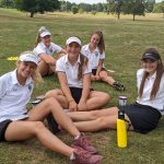 Girls Varsity Golf finishes 6th place at Sectionals