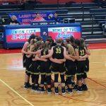 Lady Knights Basketball defeats Union City