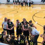 Varsity Girls Basketball defeats Daleville on the Road