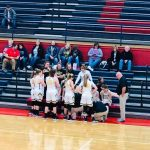 Lady Knights Win First Round vs. Adams Central