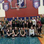 Girls Varsity Basketball earns Championship at Union City Holiday Tourney vs. Greenwood Christian