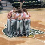 Varsity Lady Knights Basketball defeats Tri