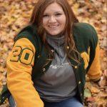 Alizah Rankin Northeastern Spring Sport Senior