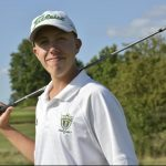 Kyle Woolums Northeastern Spring Sport Athlete