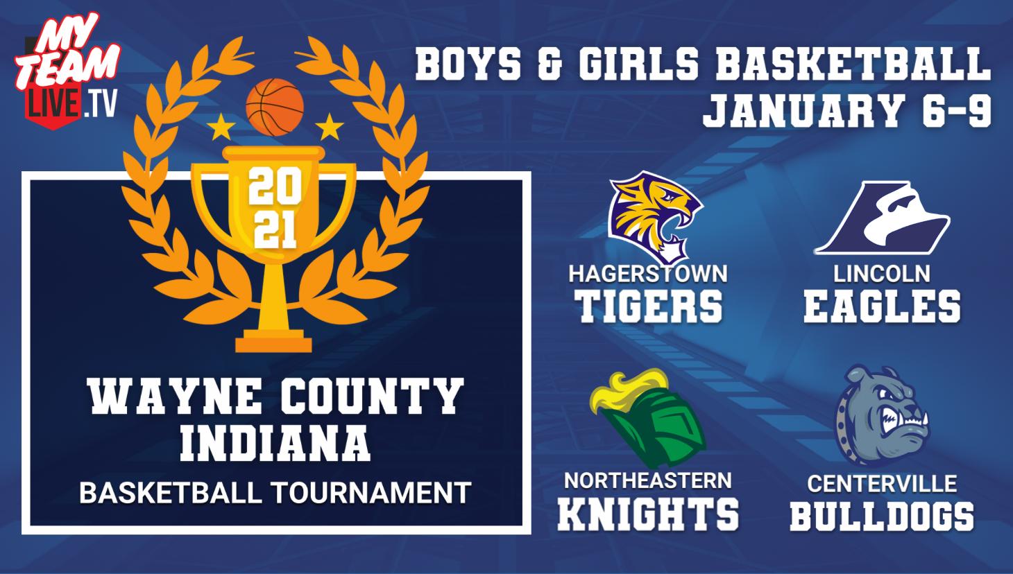 Wayne County Basketball Tournament Streaming