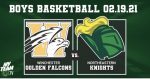 50% for Boys Basketball vs. Winchester tickets still available