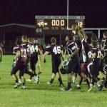 Football win's 3rd Straight!!!