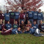 Girls CC Wins Regional Championship!!!!