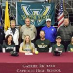 Bella McLaury Signs with Wayne State