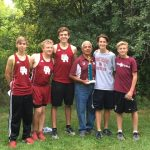 Shamrock Cross Country Results