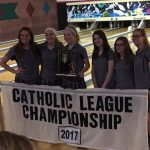 Girls Bowling Wins CHSL!!!