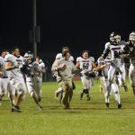 Pioneer Football Beats Cabrini!!!
