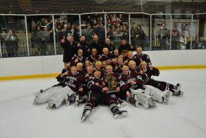 2018 Hockey Regional Champs!!!