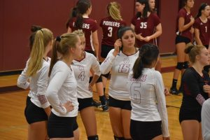 2018 Volleyball vs. DC (Scrimmage)