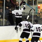 Pioneer Hockey Drops Bedford 2-0