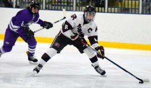 2019 Hockey vs. Woodhaven