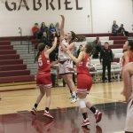 Girls Basketball Beats Grosse Ile