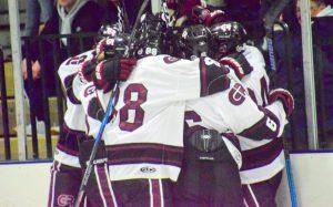 2020 Hockey vs. Allen Park