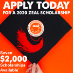 Apply Today: 2020 Zeal Scholarship | Presented by VNN
