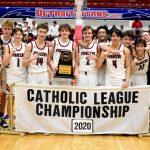 2020 Boys Basketball CHSL Championship
