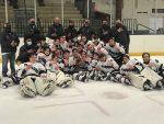 Hockey Wins the Regional Championship!!!
