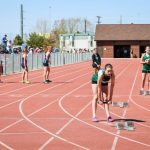 Track Competes at the BYU Invitational