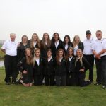 Girls Golf Wins at Pebble Brook