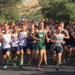 Provo High School Boys Varsity Cross Country finishes 3rd place