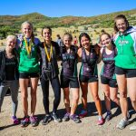 Provo High School Girls Varsity Cross Country finishes 5th place