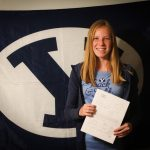 Kate Hunter Commits to Run for BYU