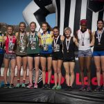 Provo High School Girls Varsity Cross Country finishes 4th place