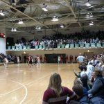 Provo Celebrated Basketball History in Old Gym