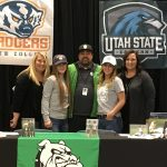 Two Lady Bulldog Soccer Players Sign Letter of Intent