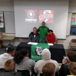 Two Football Players Sign to Play