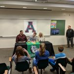 Brock Heideman Commits to Alma College