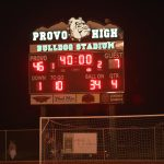 Successful Opener for Provo Football