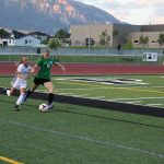 Girls Soccer Draws with Maple Mountain